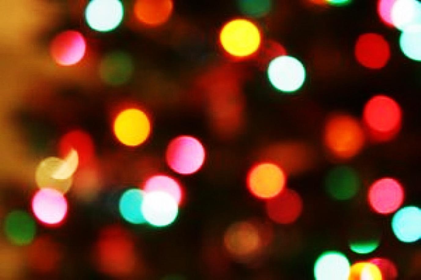 Fin de a o m sica en el coche - Luces para navidad ...